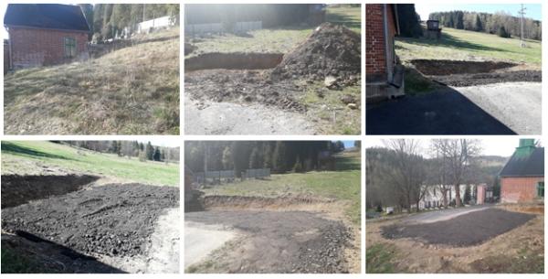 Rozšíření pozemku u hřbitova kvůli snadnějšímu parkování